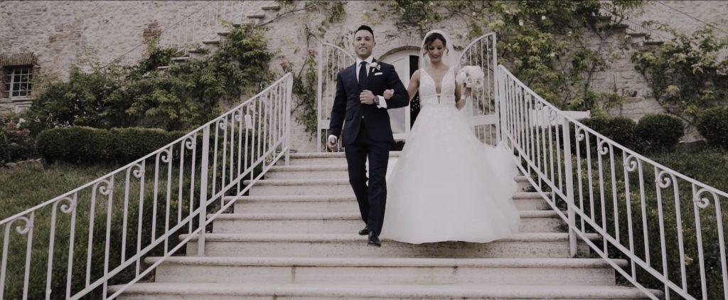 Video Matrimonio - Castello di Montignano Perugia 1