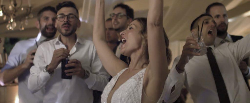 Video Matrimonio - Castello di Montignano Perugia 2